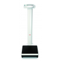 SECA 799 Electronic column scale_BMI function+ measuring rod seca 220