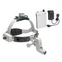 HEINE-SET ML4 LEDHeadLight_cinta craneal Professional+MPACK_transf.enchufe