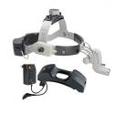 HEINE-SET ML4 LEDHeadLight _cinta craneal Professional+MPACK_transf.enchufe_UNPLUGGED
