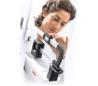 SECA 700 Báscula mecánica de columna, pesas deslizantes+ tallímetro seca220