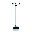 SECA 711 Báscula mecánica de columna, pesas deslizantes+ tallímetro seca220