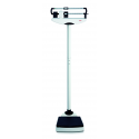 SECA 711Mechanical column scales with eye-level beam. + measuring rod